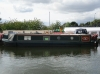JUST ARRIVED<br /> 45ft Semi Trad Stern Narrowboat built 2007 by Triton boats