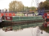 57ft Cruiser stern Narrowboat with REVERSE LAYOUT Built 1999 by John White