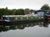 53ft Trad Stern Narrowboat built 1999 by Richard Fee Boat Builders