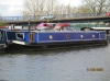 45ft Semi Trad Stern Narrowboat Built 2001 By Liverpool Boats