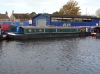 57ft Trad Stern Narrowboat built 2006 by Louis & Joshua Boat Builders